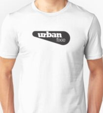 Urban Fixie Bikes Unisex T-Shirt