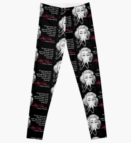 Inspirational Quote Leggings