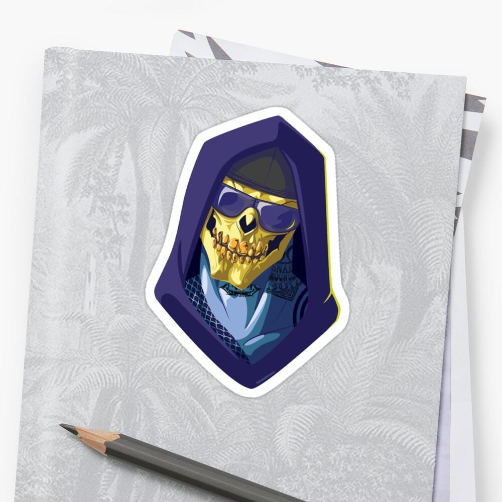 Skeletor - Rappers of the Universes [Heman] by popephoenix