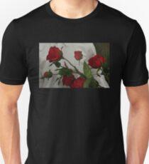 roses. Unisex T-Shirt