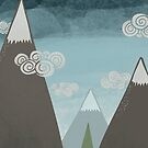 To The Mountains by Creative Outpouring