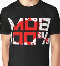Mob 100% Psycho Graphic T-Shirt