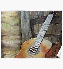 Spanish Guitar 2 Poster