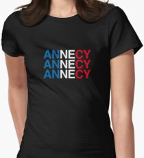 ANNECY Womens Fitted T-Shirt