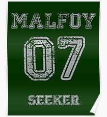 MALFOY #07. Poster