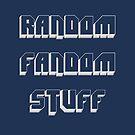 Random Fandom Stuff by Amanda Vontobel Photography/Random Fandom Stuff