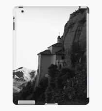Castle in the Mountain iPad Case/Skin