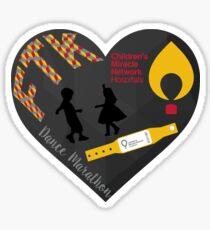 Dance Marathon Love  Sticker