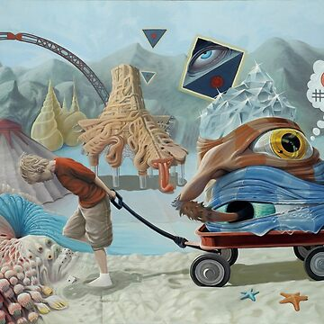 Caravan of My Inner Child by elftantra