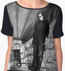Frankenstein Jr  Women's Chiffon Top