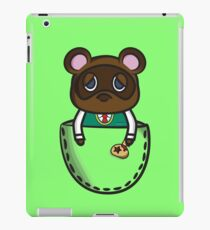 Pocket Tom Nook iPad Case/Skin