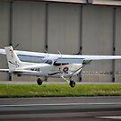 Cessna airplane by bayu harsa