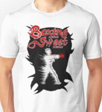 Boxing Sweet science Unisex T-Shirt