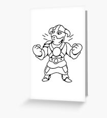 The One Greeting Card