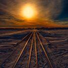 Journey to Sunset by IanMcGregor