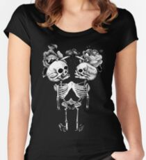 The Skeleton Twins Women's Fitted Scoop T-Shirt