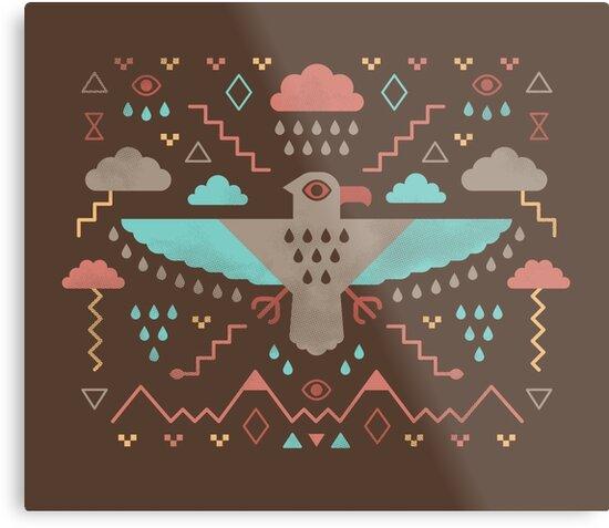 The Legend of Thunderbird by thepapercrane