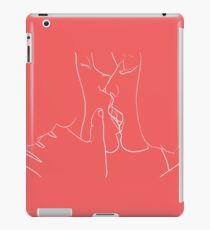 girls love girls iPad Case/Skin