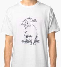 slowpoke - water no get enemy Classic T-Shirt