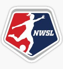 NWSL Logo Sticker