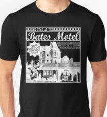 Bates Motel - White Type T-Shirt