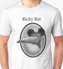 Ricky Rat   Unisex T-Shirt