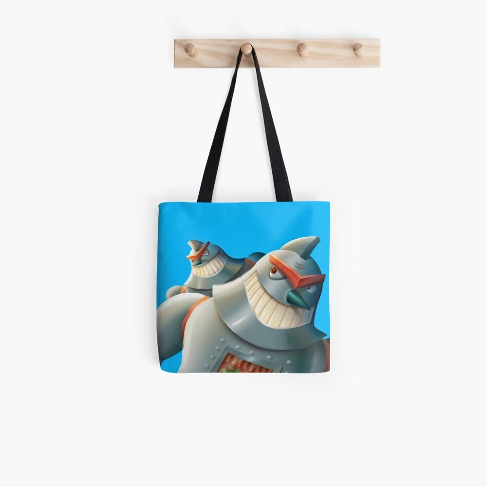 Badbots Tote Bag
