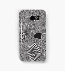 Kyle's Lines Samsung Galaxy Case/Skin