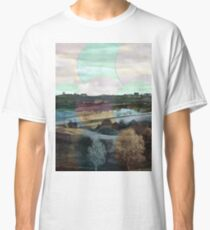 All About Italy. Tuscany Landscape 4 Classic T-Shirt