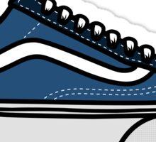 Shoes - old school 2 Sticker