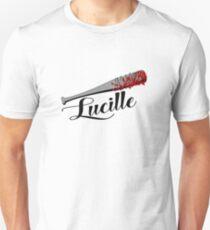 Der Walking Dead - Lucille Slim Fit T-Shirt