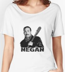 The Walking Dead - Negan Named Women's Relaxed Fit T-Shirt