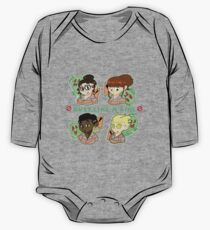 Ghostbusters: Bust Like A Girl One Piece - Long Sleeve