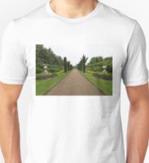 A Peaceful Walk in the Avenue Gardens - the Allee is All Yours T-Shirt