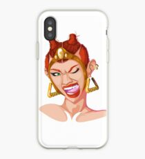Teela - Rappers of the Universe [He-Man] iPhone Case