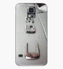 Mercedes C63 AMG with Rain Drops - Vertical | Iphone Android Case/Skin for Samsung Galaxy