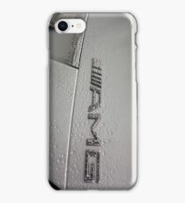 Mercedes AMG Sedan with Rain Drops - Vertical | Iphone Android iPhone Case/Skin