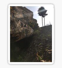 Mayan Ruins  Sticker