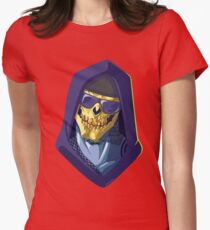 Skeletor - Rappers of the Universes [Heman] Women's Fitted T-Shirt