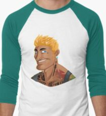 HE-MAN & the Rappers of the Universe Men's Baseball ¾ T-Shirt