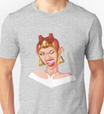 Teela - Rappers of the Universe [He-Man] Unisex T-Shirt