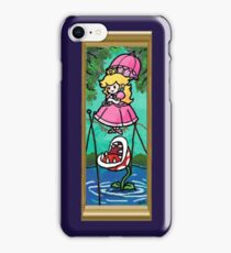 Mario Meets the Mansion iPhone Case/Skin