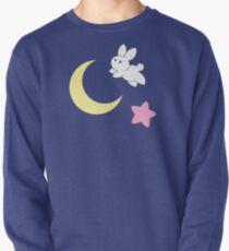 Kaninchen des Mondes Sweatshirt