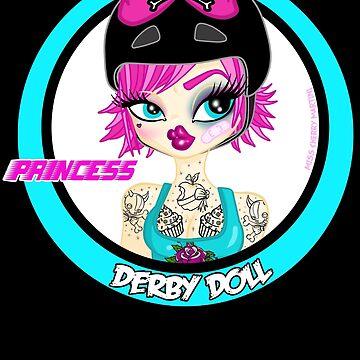 Princess Derby Doll by CherryMartini