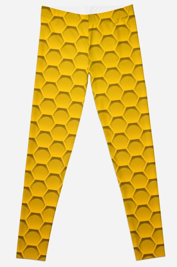 honeycomb pattern great for bee halloween costume - Bee Halloween