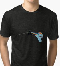 Rainbowdash Tri-blend T-Shirt