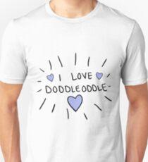 Dodie Clark (Doddleoddle) Original Merch Unisex T-Shirt