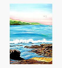 Rolling Wave Photographic Print