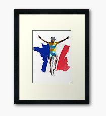 Vainqueur Framed Print