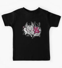 My Little Wolf Cub (Girls) Kids Tee